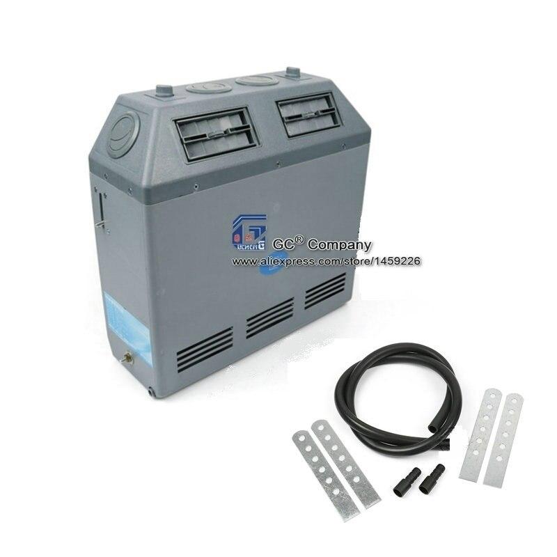 Evaporador Universal A/C, unidad de aire acondicionado 24V 12V LHD para Bus de camión