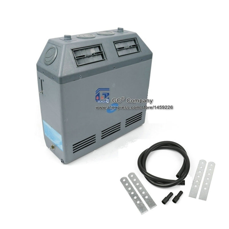 Universele A/C Verdamper Vergadering Conditioner Unit 24 V 12 V LHD voor Truck Bus
