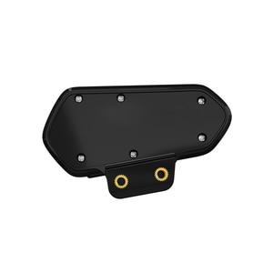 Image 3 - Black Waterproof Motorcycle Helmet Intercoms Qtb35 for Helmet Intercom Bluetooth Intercom Motor Interphone Headphones FM Radio