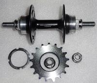 Novatec A165SB A166SB Fixed Gear hub single speed bike hub bearing super light bicycle hubs 32 holes