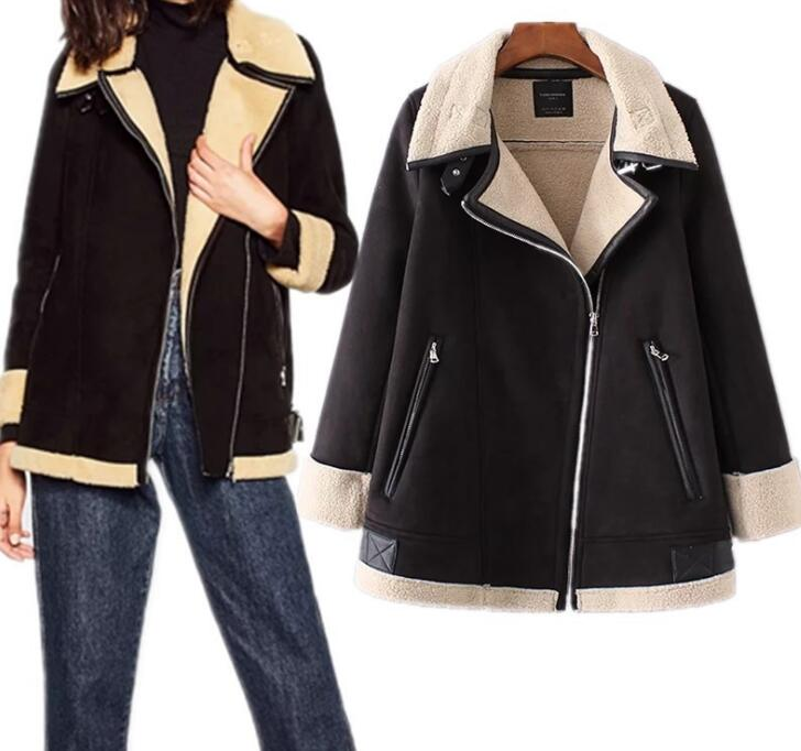 Popular Aviator Jacket Women-Buy Cheap Aviator Jacket Women lots ...