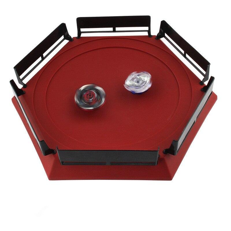Nuovo Stile di Grande Formato 38*33 cm Beyblade Burst Gyro Arena Disco Emozionante Duello Accessori di Filatura Giocattolo della Parte Superiore di Per bambino