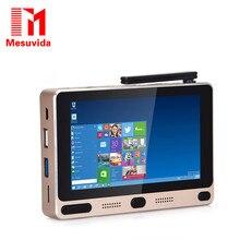 MESUVIDA GOLE1 Mini PC TV Box Intel Cerise Sentier Z8300 Quad-core Windows 10/Android 5.1 BT 4.0 2.4 GHz/5 GHz WiFi Media Player