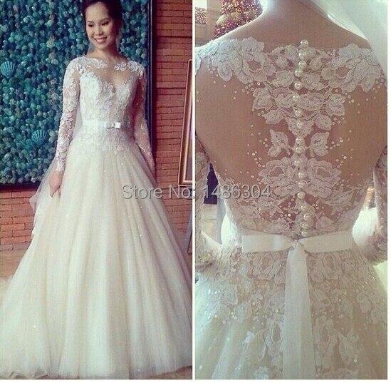 Romantic Vintage Wedding Gowns - Ocodea.com