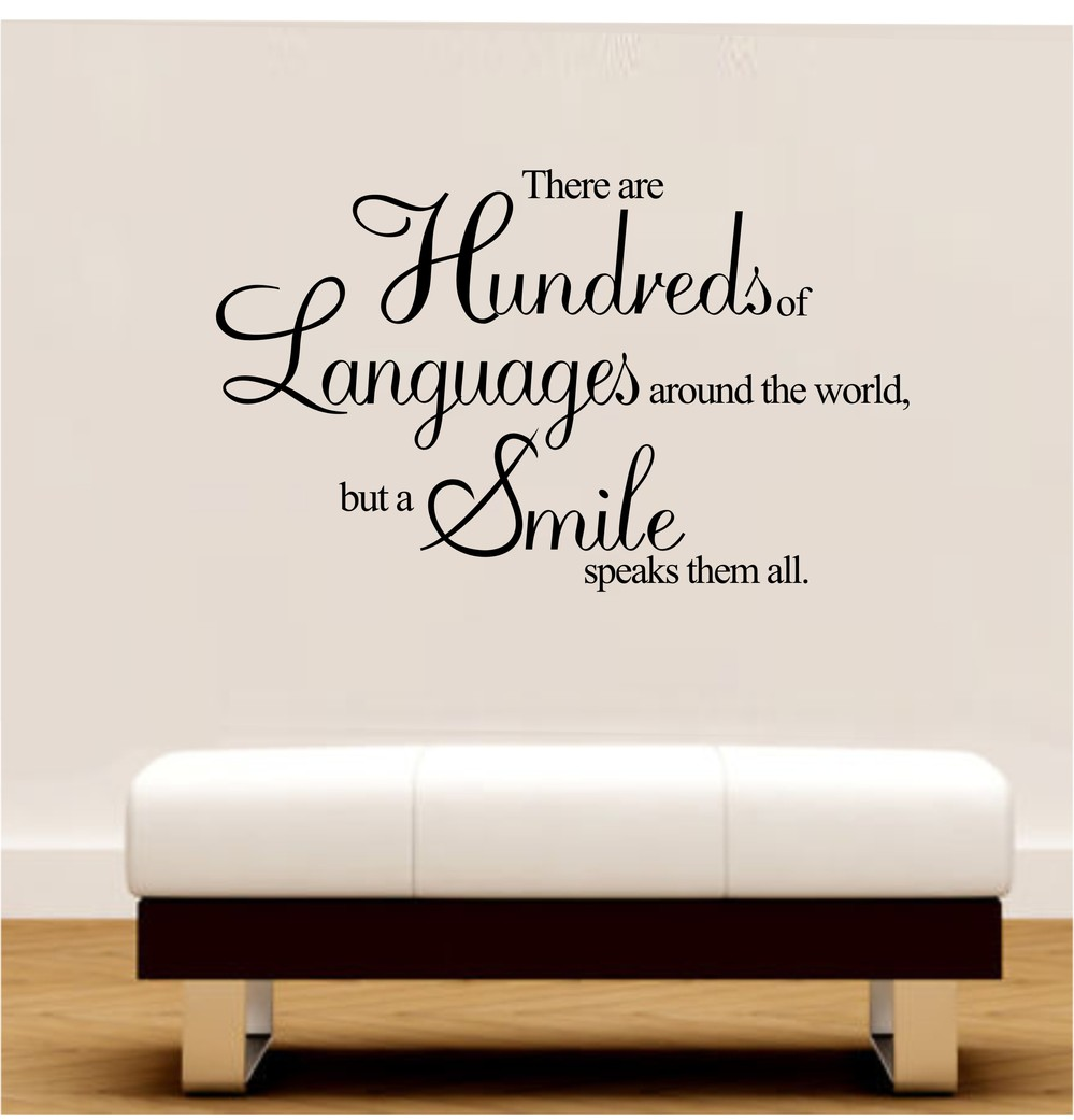 Wall Stickers Decor free shipping wall sticker new wall quotes decal removable