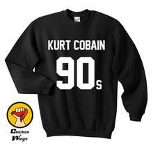 Kurt Cobain Nirvana Sweatshirt Unisex More Colors XS - 2XL