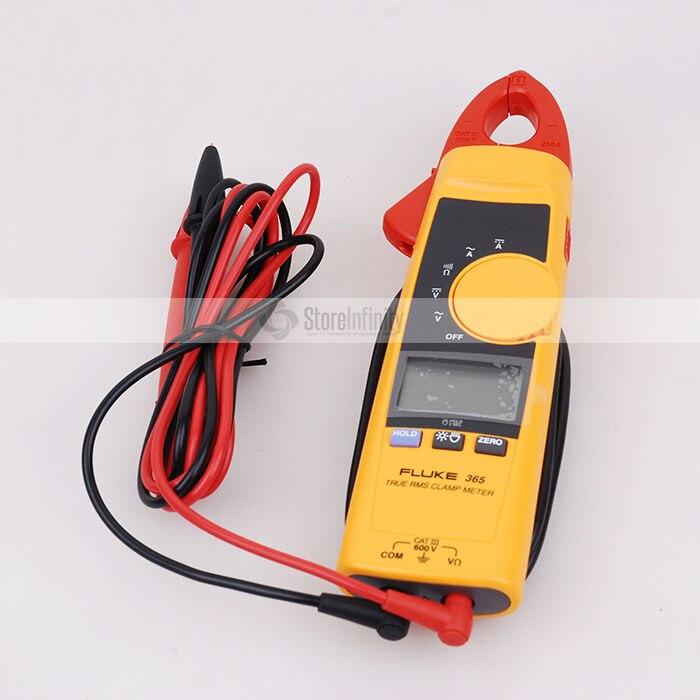 FLUKE 365 F365 Détachable Jaw-rms AC DC Pince Multimètre - 4