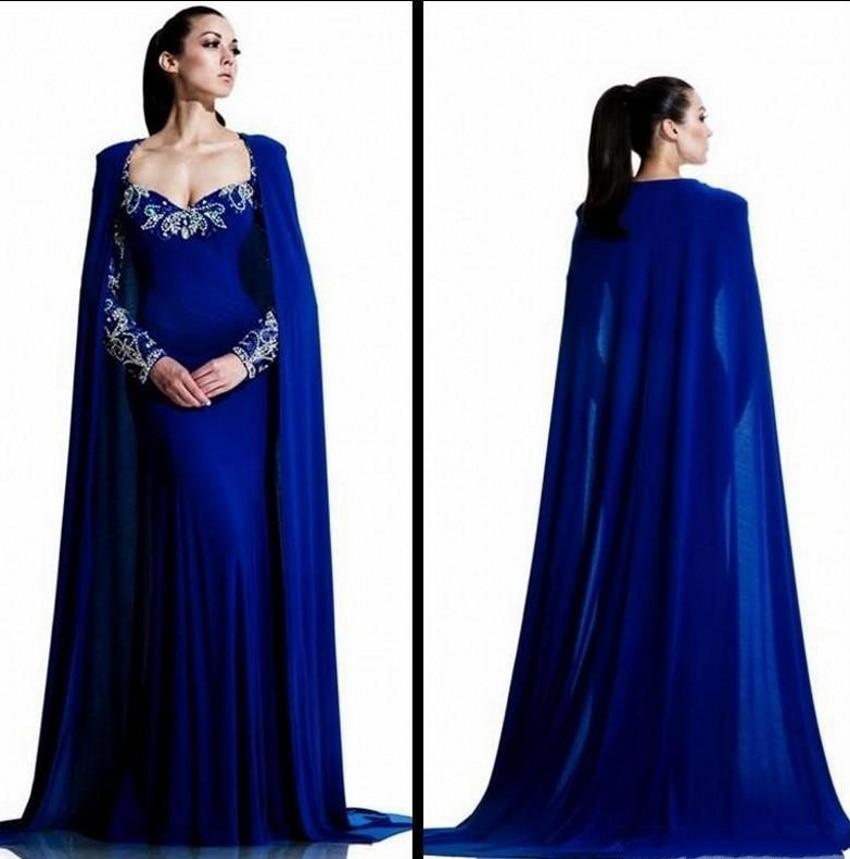 Popular Long Sleeve Royal Blue Dress-Buy Cheap Long Sleeve Royal ...