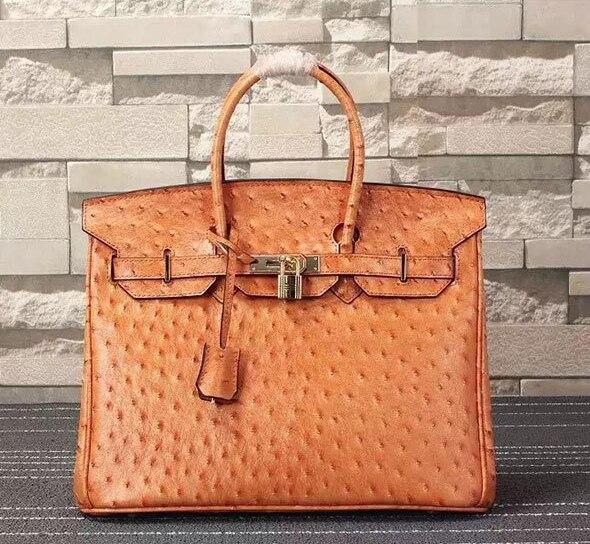 Ostrich Satchel Handbag Reviews - Online Shopping Ostrich Satchel ...