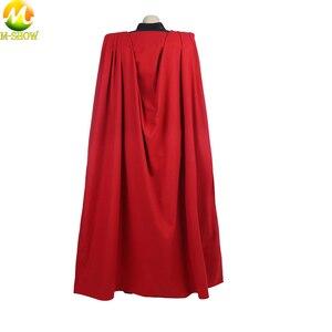 Image 2 - Film Thor Karanlık Dünya Cosplay Kostüm Superhero Thor Cosplay Cadılar Bayramı Kostüm Yelek Üst Pelerin Pantolon Custom Made