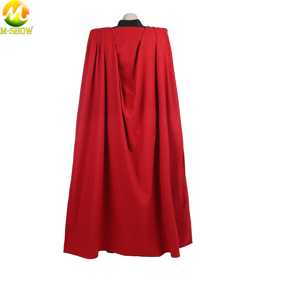 Image 2 - Movie Thor The Dark World Cosplay Costume Superhero Thor Cosplay Halloween Costume Vest Top Cloak Pants Custom Made-in Movie & TV costumes from Novelty & Special Use