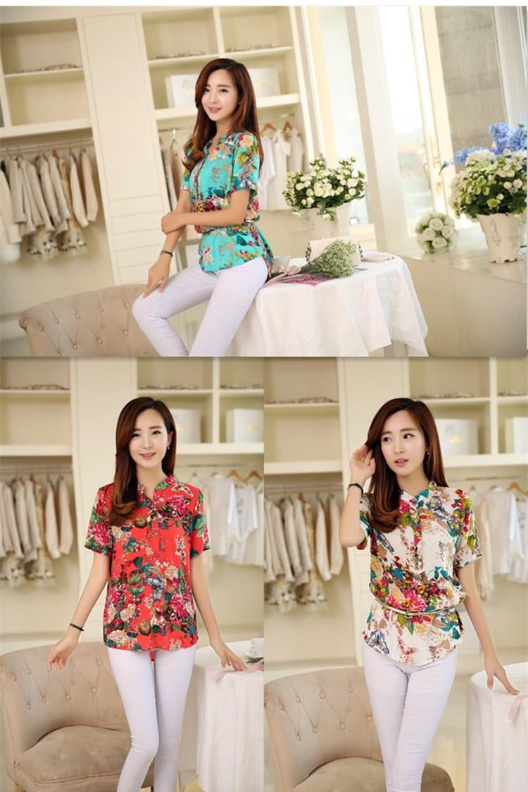 HTB11taANXXXXXbtXpXXq6xXFXXX7 - 2016 high quality Summer style Kimono blouses top Plus size XS-5XL