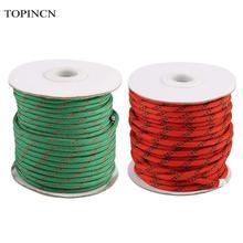 20 м нейлоновая веревка линии сушилка для белья шнур бельевая линия для палатки кемпинга на открытом воздухе сушилка для одежды