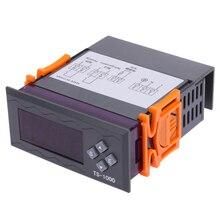 Wholesale Mini Digital Temperature Controller AC110-240V Heating / Cooling / Heating Regulator Thermostat Digital Temperature Controller