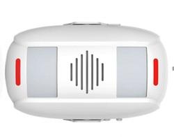 Inteligentne rozpoznawanie kierunku zapraszamy/a dzwonek do drzwi 433 do Mhz bezprzewodowy czujnik PIR