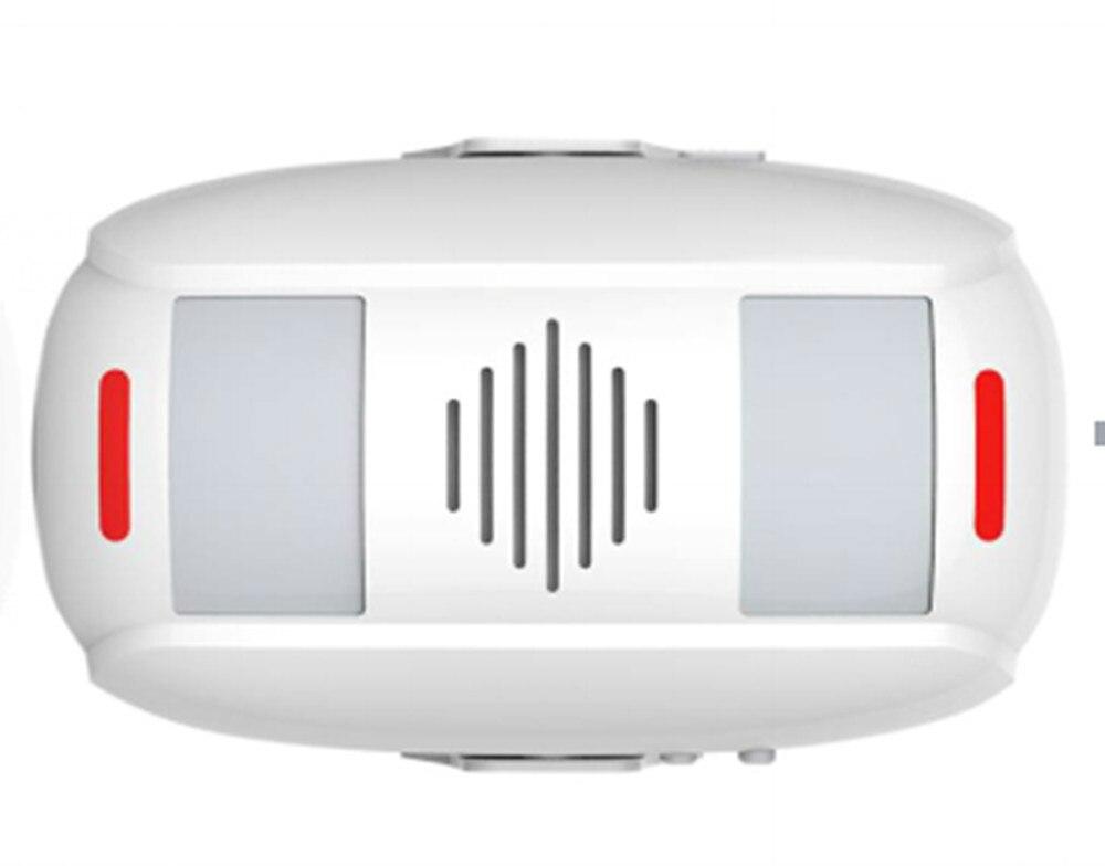 Smart Direction Recognition Welcome Doorbell 433Mhz Wireless PIR Sensor|sensor sensor|sensor wireless|sensor 433mhz - title=