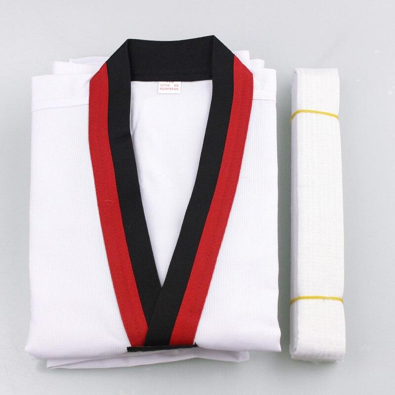 Taekwondo Uniform Traditional white (27)