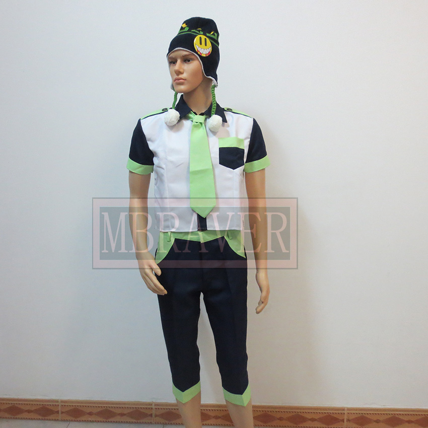 Dramatical Murder DMMD Noiz cosplay costume Custom Any Size