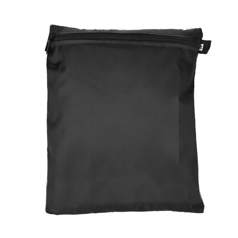 Outdoor Garden Party Black Polyester Table Chair Dust Cover Weatherproof Patio Furniture Rain Prevention Protector Bag FV001 3