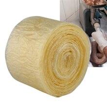 Инструменты для упаковки колбасы 14 м* 26 мм трубка для приготовления колбасы корпус для колбасы машина для приготовления хот-догов гамбургеров инструменты для приготовления пищи съедобные корпуса
