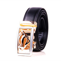 Hot Saleing Men Genuine Leather Brand Double G BELT Luxury Belts For WOmen GG Buckle Casual