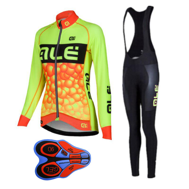2018 strong cycling riding clothes womens knight riding suit quick-drying long-sleeved mountain bike riding gear breathable bic
