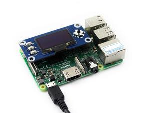 Image 5 - Waveshare 1.3 calowy wyświetlacz OLED kapelusz dla Raspberry Pi 128x64 pikseli z wbudowanym kontrolerem interfejs SPI/I2C