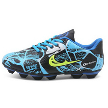250311/Stereo friction/EVA rubber base /Men's soccer shoes / non-slip / breathable /3D Corrugated Texture/