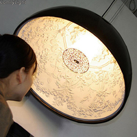 Современный подвесной светильник Книги по искусству Дизайн гостиной спальня минималистский hanglamp Ресторан Nordic одежда украшение дома подве
