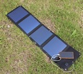 10W Flexible Solar Panel Charger Foldable Solar Panel Portable Solar Battery Charger Moible Charger Waterproof