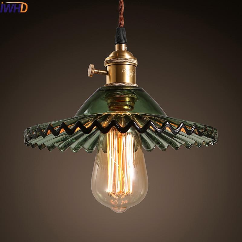 IWHD Γυαλί Σοφίτα Style Βιομηχανική - Εσωτερικός φωτισμός - Φωτογραφία 4