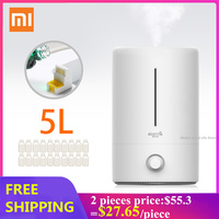 Original Xiaomi Deerma 5L Air Humidifier Mute Ultrasonic Aroma Diffuser Household Mist Maker Fogger Purifying Humidifier Oil