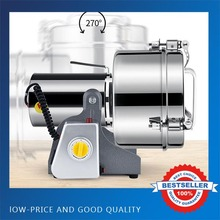 2500G Super Big Capacity 2500G Mill Powder Flour Machine Hot Sale Flour Pulverizer High Speed Food Mill Grinding Machine цена и фото