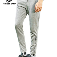 Pioneer Camp New arrival sweatpants me brand-clothing casual joggers male top quality