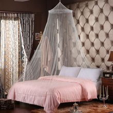 Summer Mosquito Net Lace Insect Bed Canopy Netting Curtain Polyester Mesh Home Textile Elegant Hung Dome Mosquito Net elegant hung dome mosquito nets for summer polyester mesh fabric home textile wholesale bulk accessories supplies products
