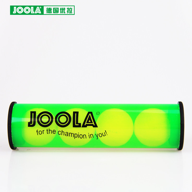 JOOLA Table Tennis Rubber Roller Ball Storage Box Ping Pong Set Accessories Tenis De Mesa