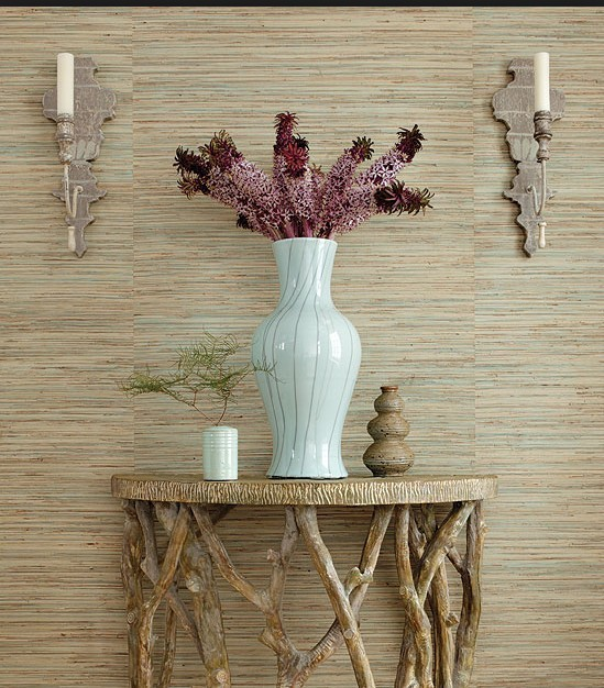 Modern fashion eco friendly paper based natural textures for Decoration cost per m2