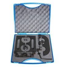Samochód gargue narzędzia 15 szt wałka rozrządu wyrównanie narzędzie dla bmw s85 m5 rozrządu blokowania zestaw narzędzi