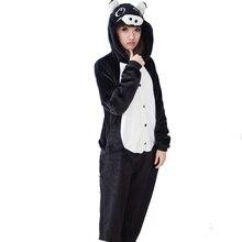 Onesie white pajamas adult