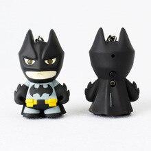 Batman Flashlight Keychain