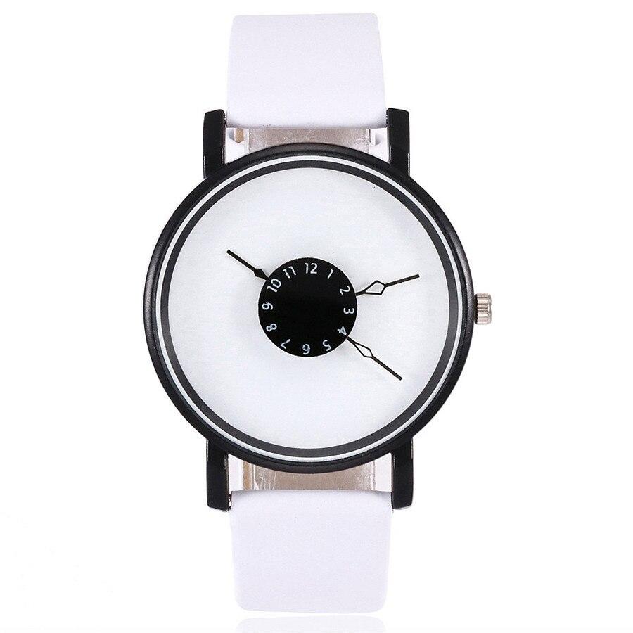 Uhr Frauen Quarz Casual Frauen Uhren Armband Uhr Damen Quarz Frau Uhr 2018 Leder Mode Sport Wacth Zegarek Damski Damenuhren