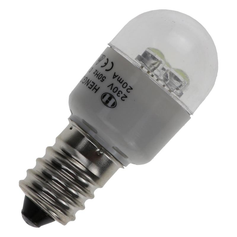Светодиодный светильник для швейной машины, 1 Вт, 230 В, BA15D, 230 В