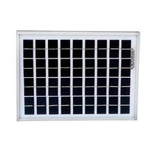 2pcs 5W 12V 10w Polycrystalline Solar Panels Solar Module for 12V Battery