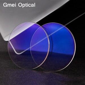 Image 3 - Anti Blue Ray Lente 1.61 Alto Índice Leitura Óculos de Proção Da Lent Para Os Olhos