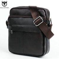 2017 Brand 100 Genuine Leather Men Messenger Bag Casual Crossbody Bag Business Men S Handbag Bags