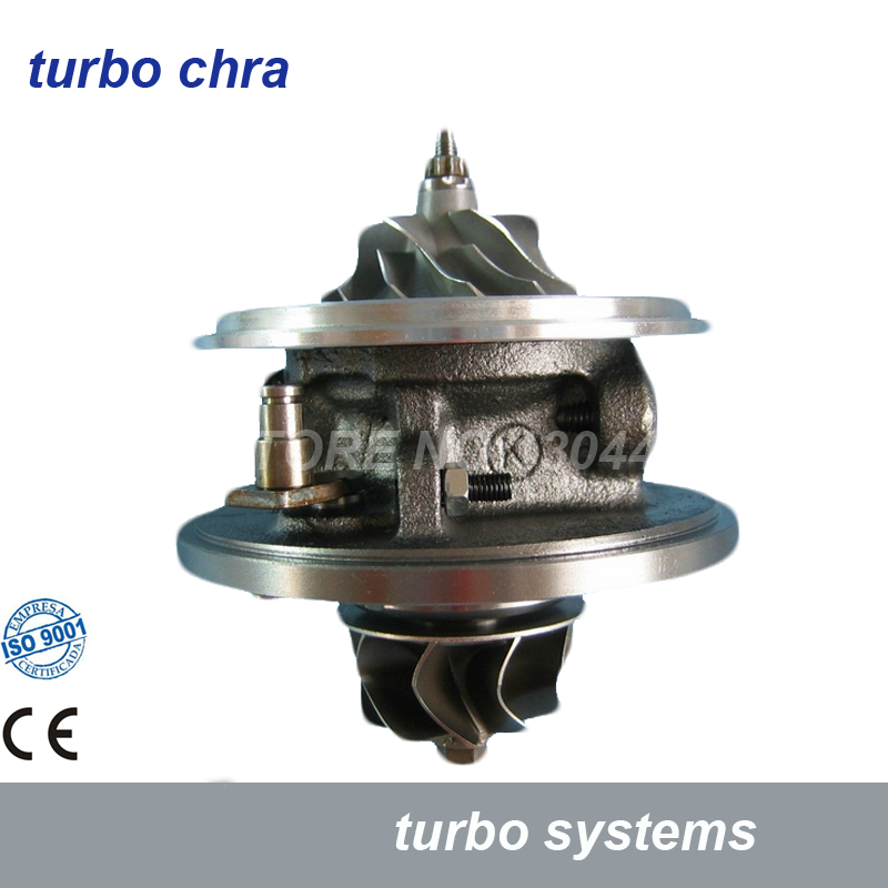 GT1849V Turbocharger CHRA 717625 860050 24445061 Turbo cartridge for Opel Astra G / Zafira A 2.2 DTI 92 Kw Y22DTR WITH GASKET turbo cartridge chra for opel astra g zafira a vectra b 02 04 y22dtr 2 2l gt1849v 717625 717625 5001s 703894 5003s turbocharger