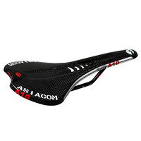 ASIACOM New Full Carbon Fiber Road Bicycle Saddle Road Mountain MTB Cycling Bike Seat Cushion Bike