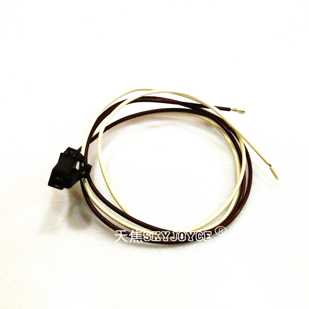 1x Original Hella Projector Control Wire Q5 Bi Xenon Hid Wiring A Plug Solenoid Pigtail Set Car Styling Accessories In Light