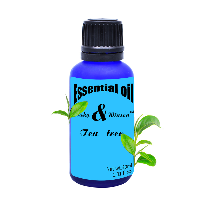 Vicky&winson Tea tree aromatherapy essential oils Water - soluble humidifier pure plant aroma 30ml VWXX4