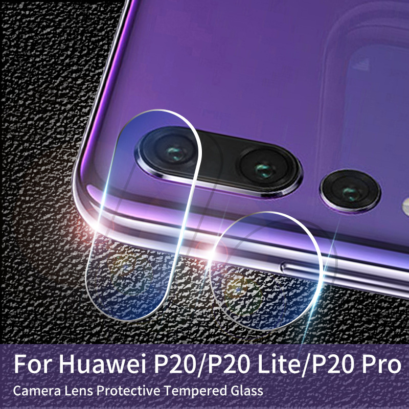 Camera Glass Film For Huawei P20 Pro / P20 Lite Honor10 Back Camera Lens Tempered Glass For Huawei Honor 10 image
